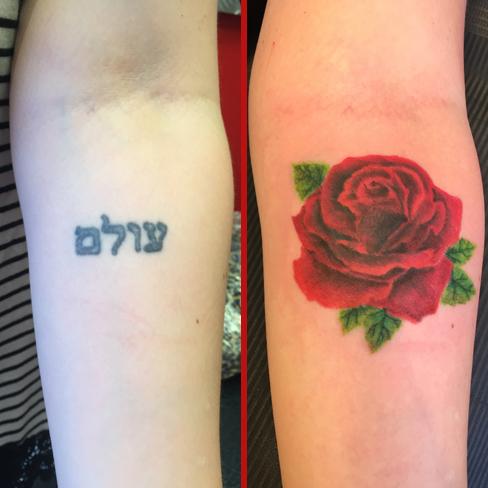 Tattoo, Best Tattoo, Colchester, Essex, Tattoo art, Tattoo Artist, Tattoos, Tattoo design, Top Tattoo, cover up Tattoo, reds tattoo, sonya trusty, essex tattoo, colchester, tattoo ideas, cover up, before and after, roses, rose tattoo, realistic tattoo, red rose, flower tattoo, flowers