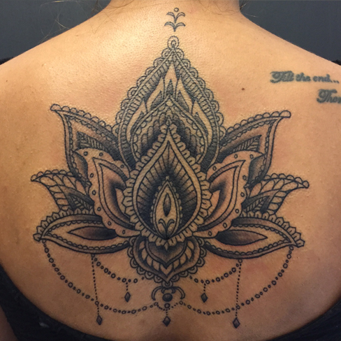 Tattoo, Best Tattoo, Colchester, Essex, Tattoo art, Tattoo Artist, Tattoos, Tattoo design, Top Tattoo, Black & grey Tattoo, reds tattoo, sonya trusty, essex tattoo, colchester, realism tattoo, lotus flower, lotus tattoo, mandala, mandala tattoo, geometric, floral tattoo