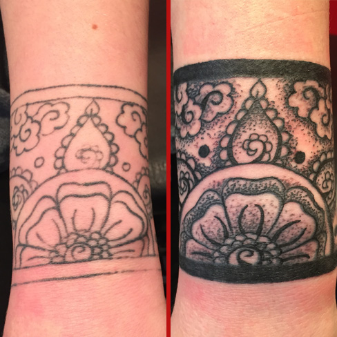 mandala cover up reds tattoo colchester essex