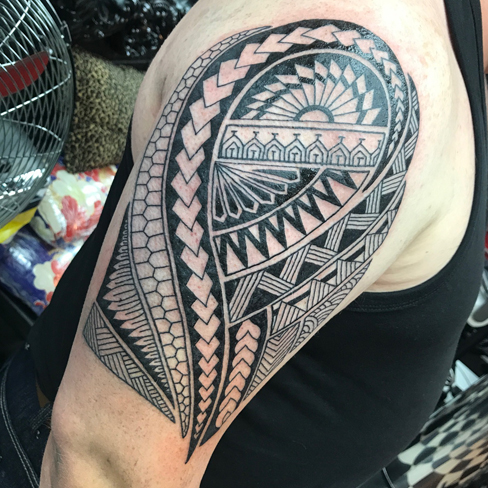 Tattoo, Best Tattoo, Colchester, Essex, Tattoo art, Tattoo Artist, Tattoos, Tattoo design, Top Tattoo, Black & grey Tattoo, reds tattoo, sonya trusty, essex tattoo, colchester, realism tattoo, polynesian, polynesian tattoo, polynesian half sleeve, half sleeve tattoo, maori, tribal, tribal tattoo