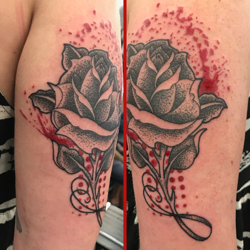 trask polka rose sonya trusty reds tattoo colchester essex