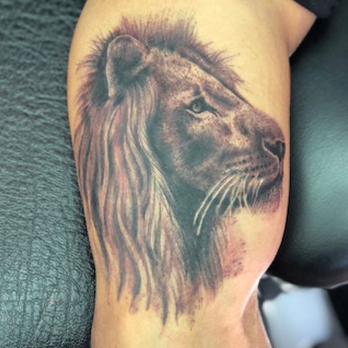 Tattoo, Best Tattoo, Colchester, Essex, Tattoo art, Tattoo Artist, Tattoos, Tattoo design, Top Tattoo, Black & grey Tattoo, reds tattoo, sonya trusty, essex tattoo, colchester, realism tattoo, tattoo ideas, lion, lion tattoo