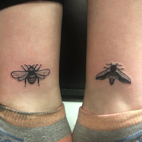 Tattoo, Best Tattoo, Colchester, Essex, Tattoo art, Tattoo Artist, Tattoos, Tattoo design, Top Tattoo, reds tattoo, anna kowacka, essex tattoo, colchester, tattoo ideas, linework, linework tattoo, outline, outline tattoo, bee, bee tattoo, bumblebee, moth, moth tattoo