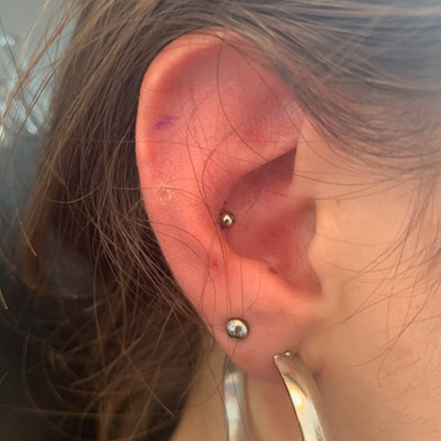 piercing reds tattoo parlour colchester high street essex body piercing