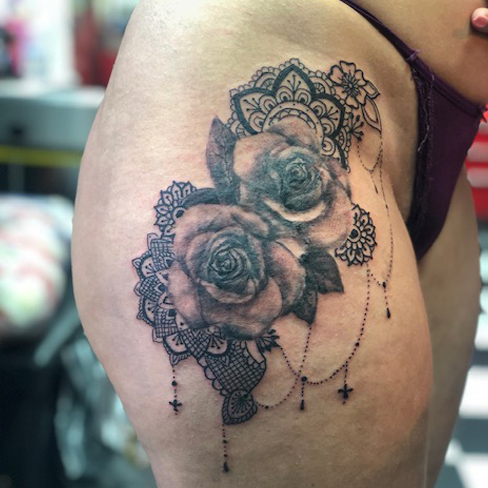 Tattoo, Best Tattoo, Colchester, Essex, Tattoo art, Tattoo Artist, Tattoos, Tattoo design, Top Tattoo, Black & grey Tattoo, reds tattoo, sonya trusty, essex tattoo, colchester, realism tattoo, tattoo ideas, mandala, mandala tattoo, geometric, geometric tattoo, dotwork, rose, rose tattoo, flower, floral