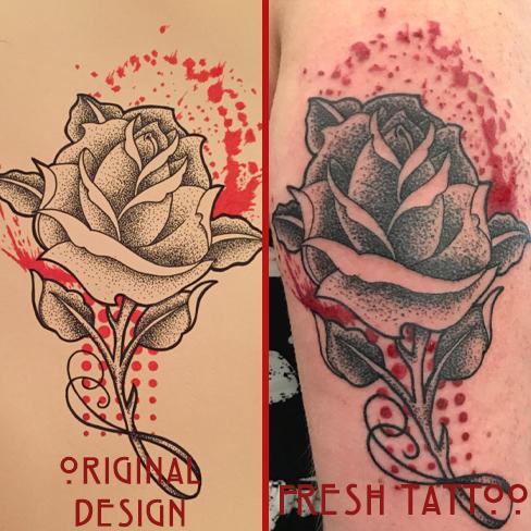 mecguiujhnjkokm - Trash Polka Tattoo Artists