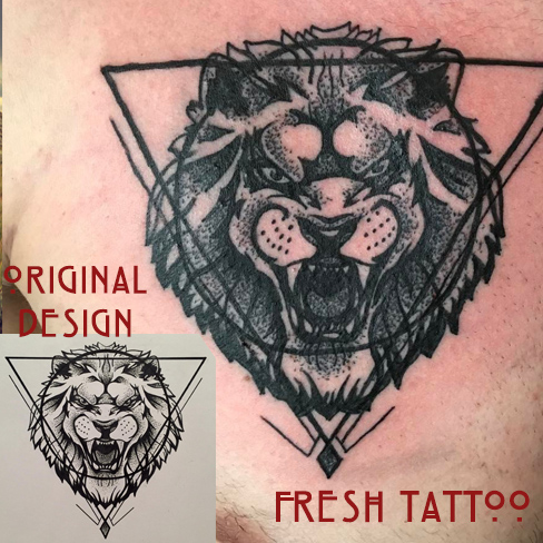 Tattoo, Best Tattoo, Colchester, Essex, Tattoo art, Tattoo Artist, Tattoos, Tattoo design, Top Tattoo, Black & grey Tattoo, reds tattoo, sonya trusty, essex tattoo, colchester, realism tattoo, tattoo ideas, mandala, mandala tattoo, geometric, geometric tattoo, dotwork, lion, lion tattoo