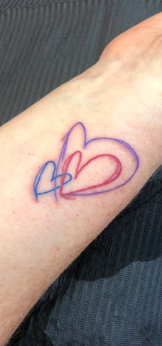Tattoo, Best Tattoo, Colchester, Essex, Tattoo art, Tattoo Artist, Tattoos, Tattoo design, Top Tattoo, reds tattoo, anna kowacka, essex tattoo, colchester, tattoo ideas, hearts, heart tattoo, wrist tattoo