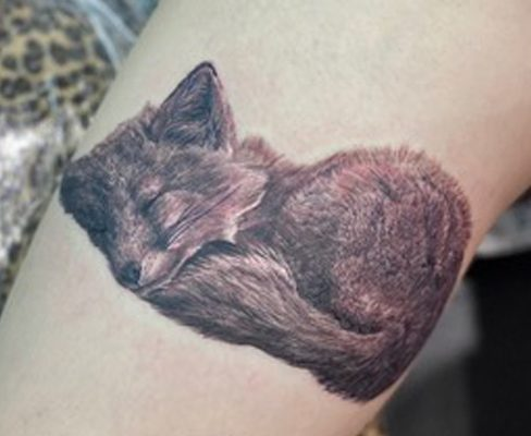 Tattoo, Best Tattoo, Colchester, Essex, Tattoo art, Tattoo Artist, Tattoos, Tattoo design, Top Tattoo, Black & grey Tattoo, reds tattoo, anna kowacka, essex tattoo, colchester, tattoo ideas, realism, realism tattoo, realistic tattoo, fox, fox tattoo, animal, animal tattoo, wildlife tattoo